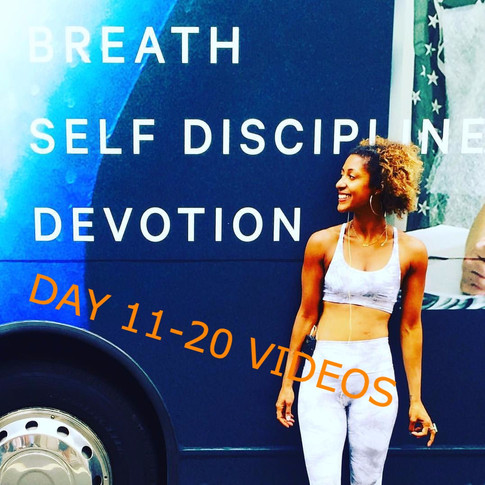 How To Start Meditating - Day 11-20 Guided Meditation Videos by Holiday Phillips