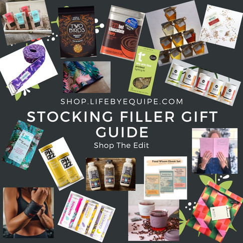 Christmas Gift Guide For Stocking Fillers