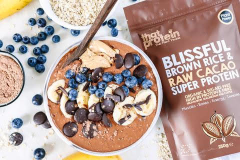 That Protein Cacao Porridge Recipe