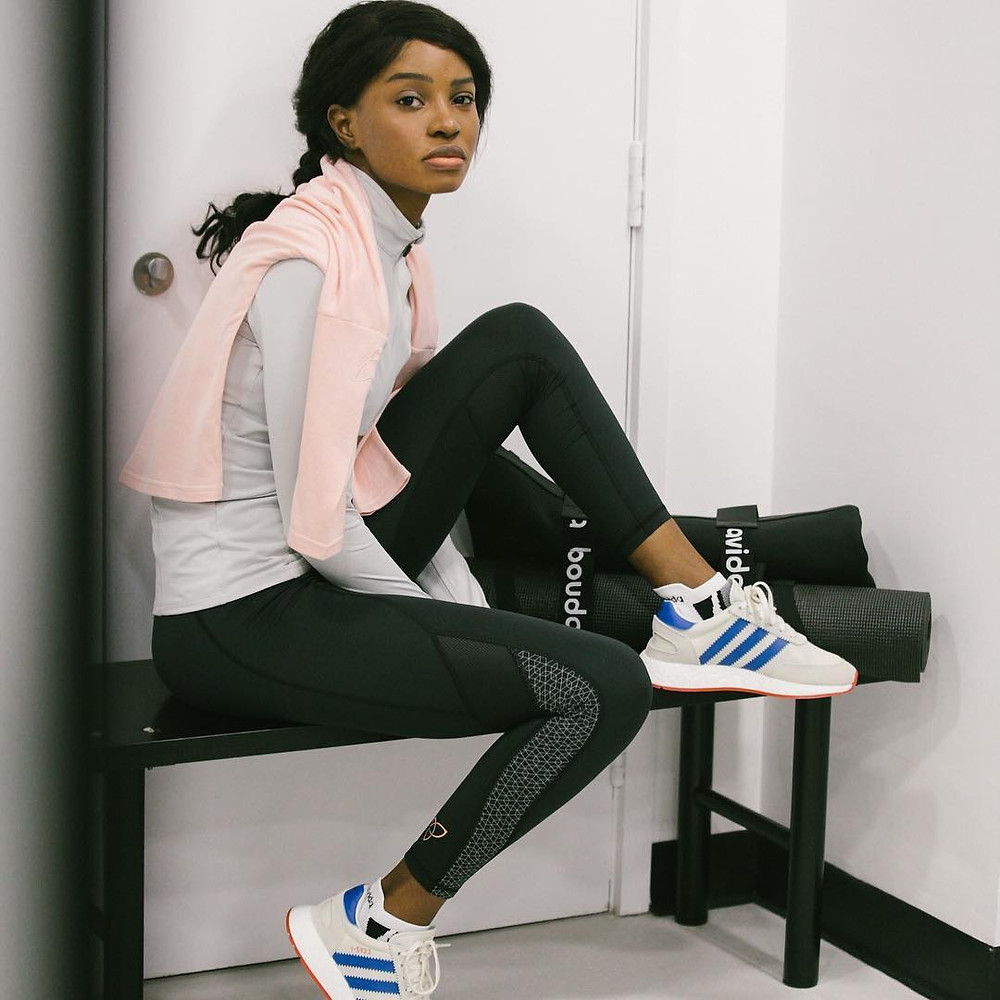 Women's sportswear & gym activewear - leggings
