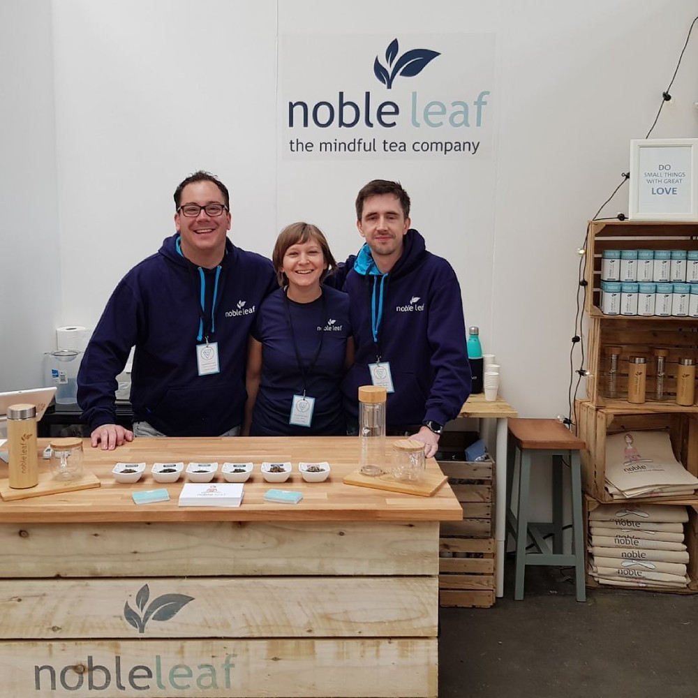 Who Makes Your Loose Leaf Tea? Behind The Brew With Noble Leaf