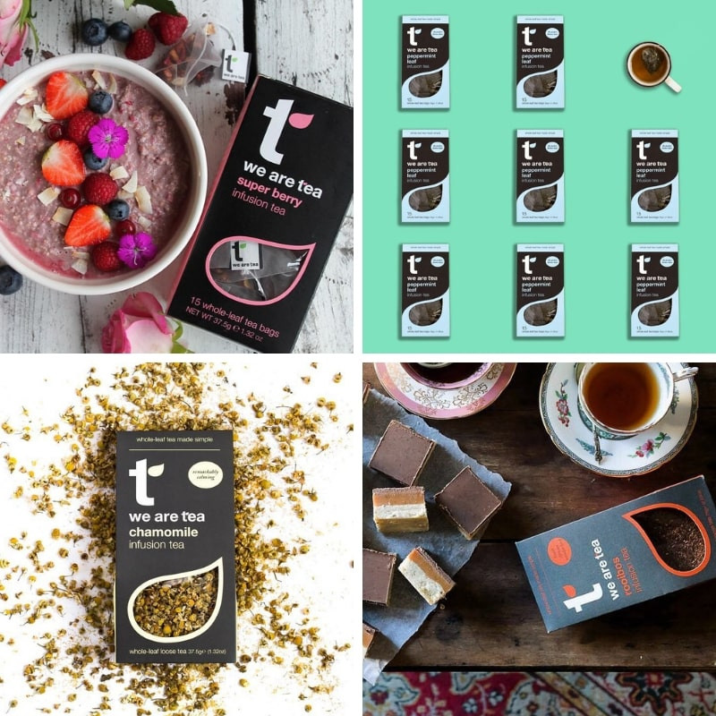 Infusion Teas by We Are Tea