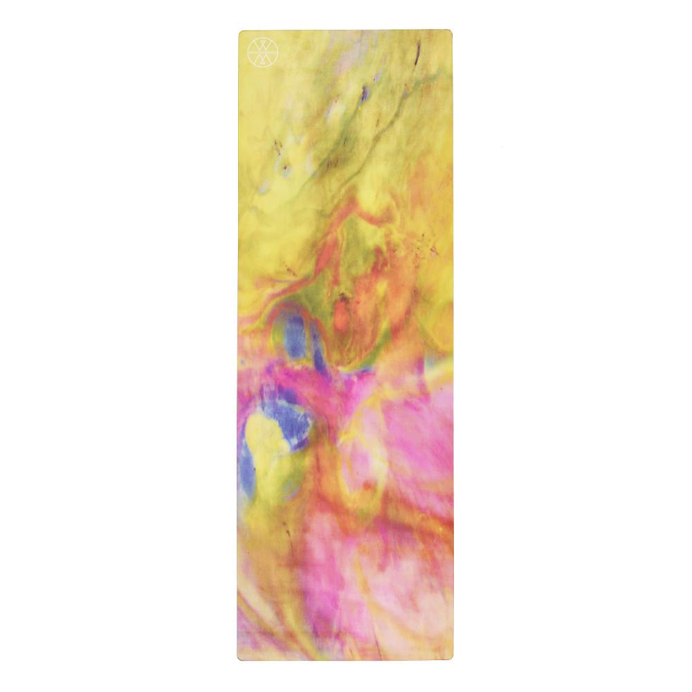Rainbow Dance Yoga Mat
