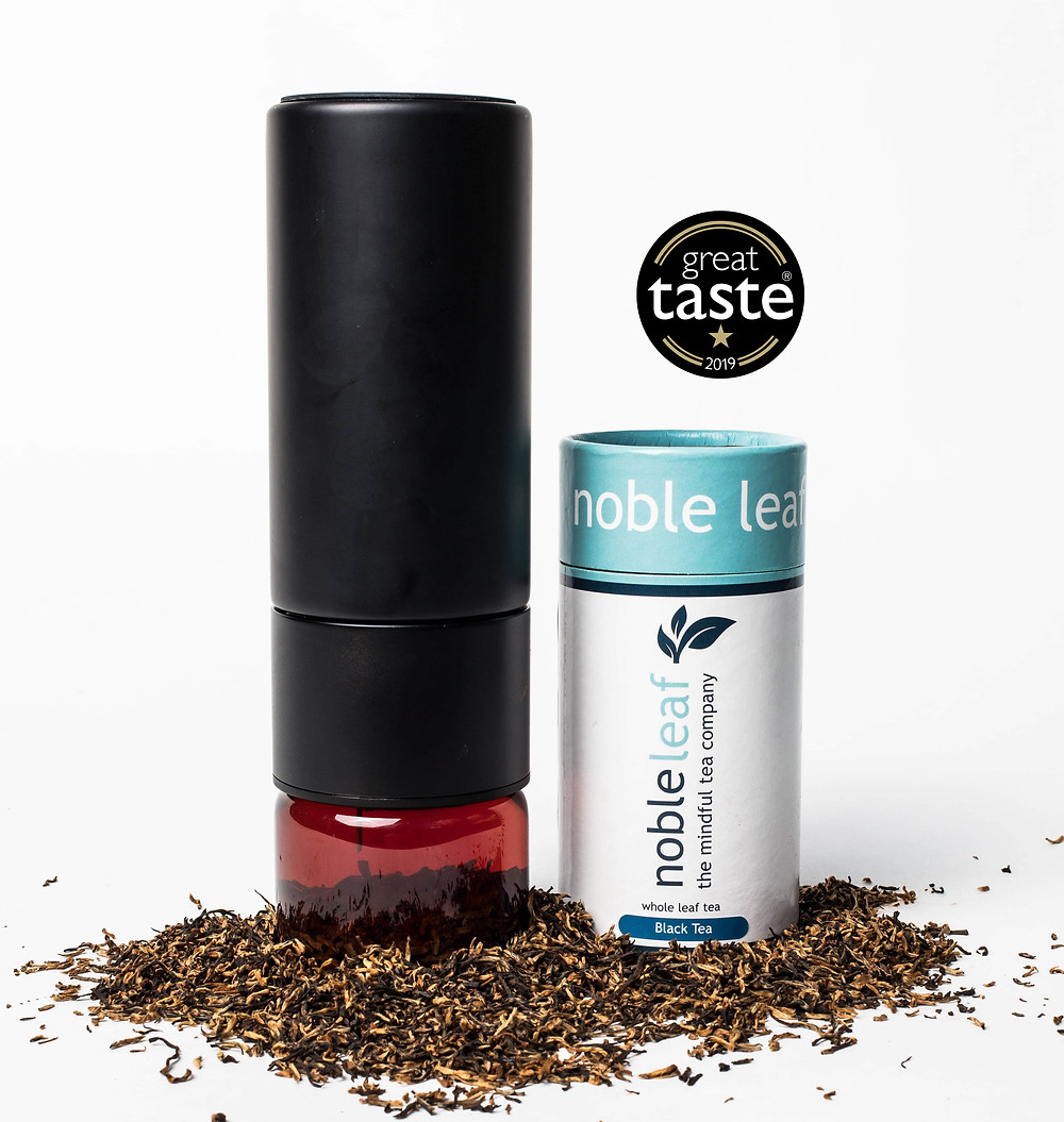 Great Taste Award Winning Black Assam Tea Noble Leaf
