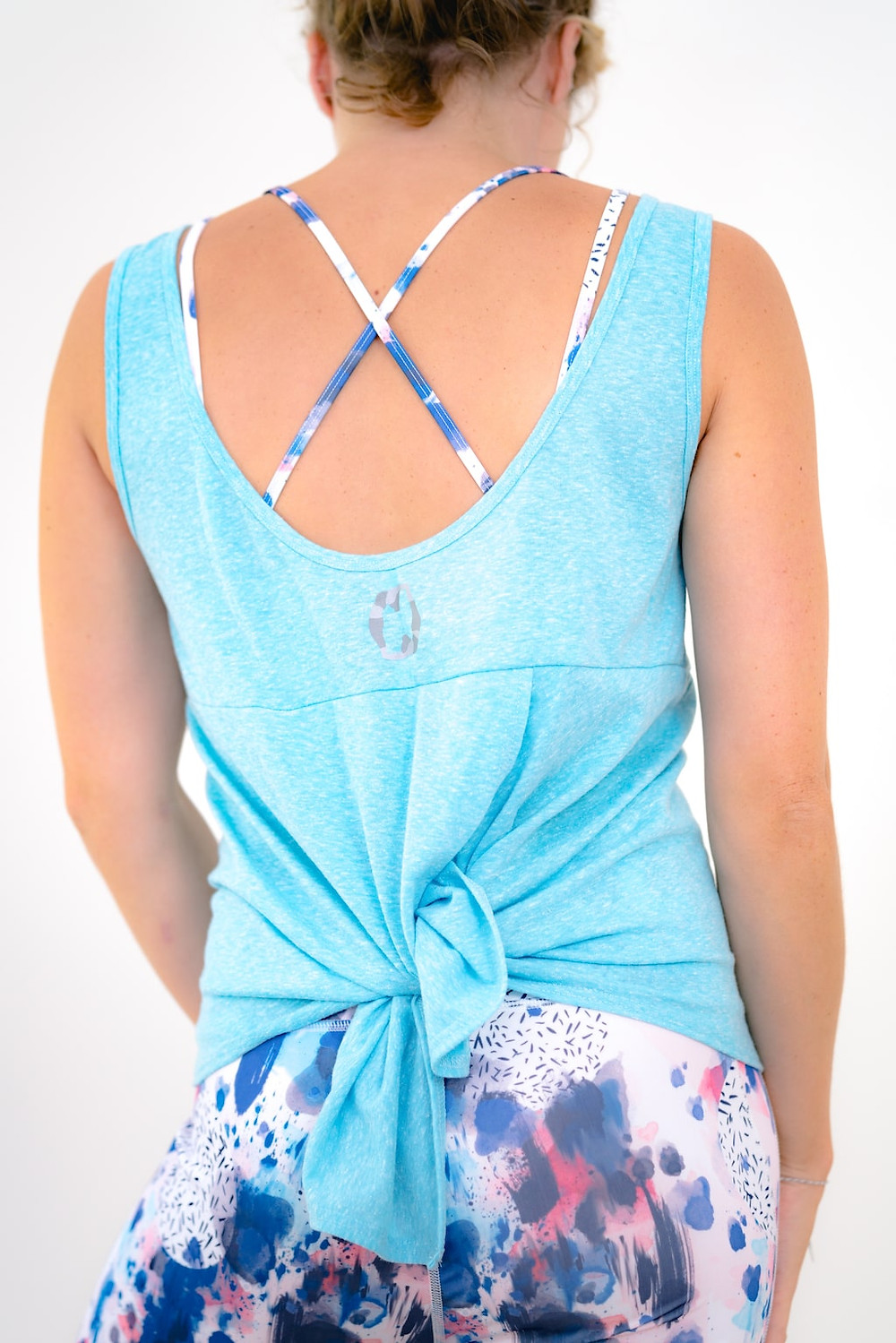 Printed Leggings & Crops Sets, Tops & Cover-Ups by Yummy Yoga Girl