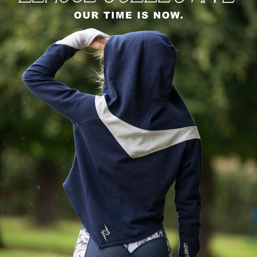 Our time is now advert