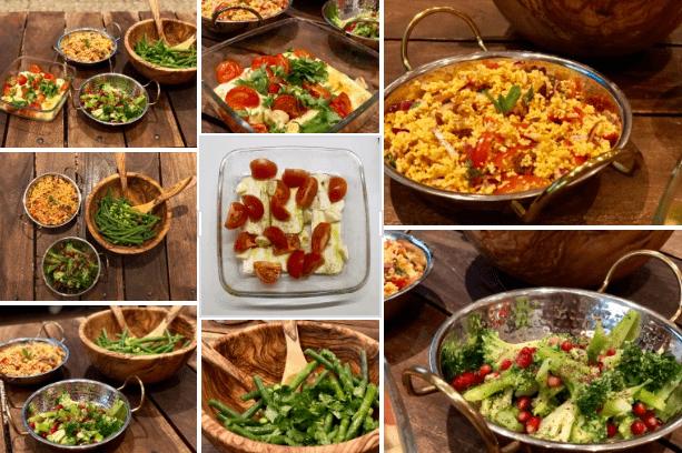 Mediterranean Mezze Feast Recipe