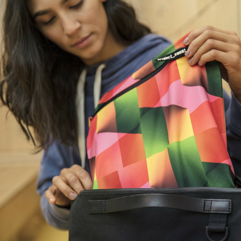 Project Sweat Refractions Kit Bag