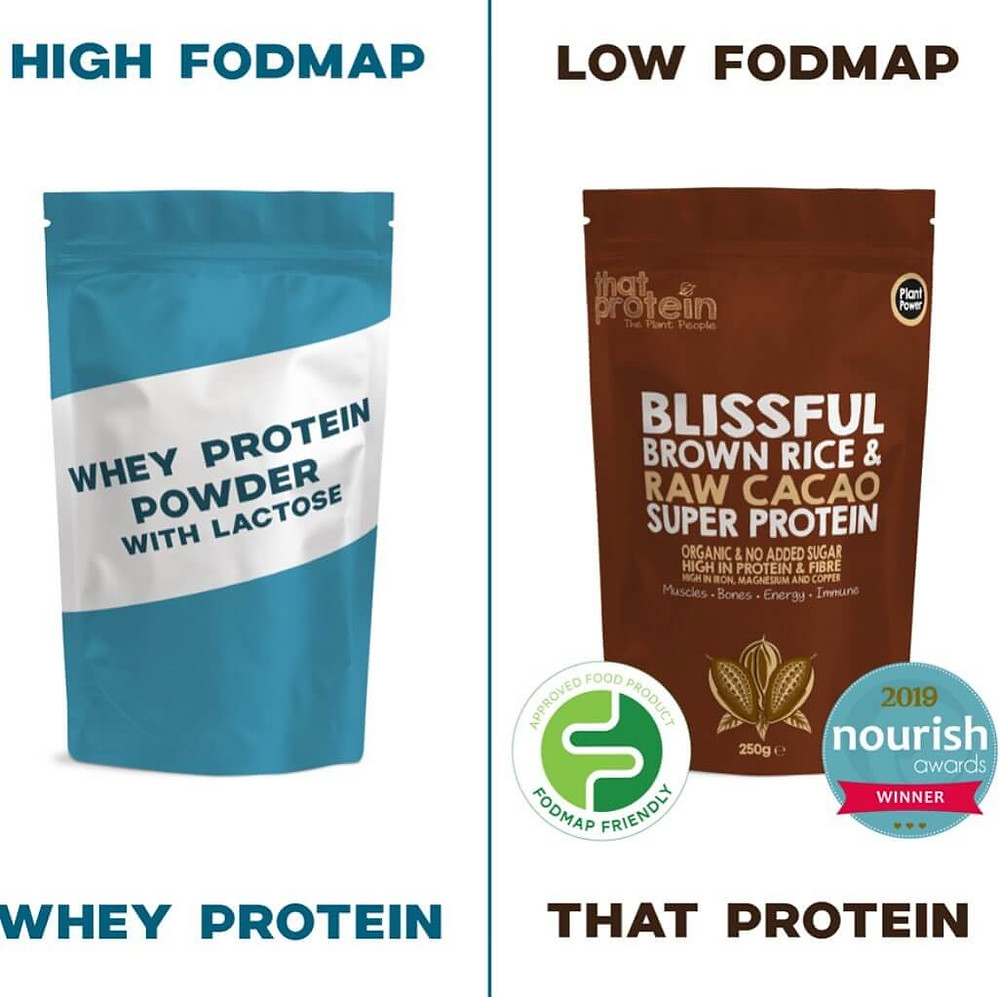 The First And Only UK Certified FODMAP Friendly Protein Powder Awarded To That Protein