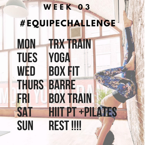 Week 3 - Equipe Challenge with Move Your Frame