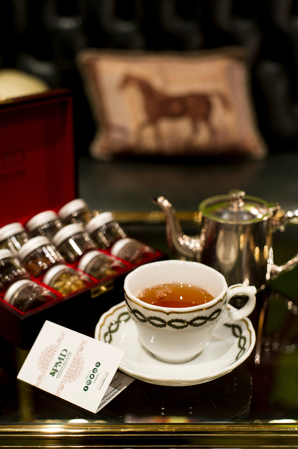 PMD Tea - Family tea company, ethically sourcing speciality single estate and single batch loose leaf tea, tea bag multipacks and exquisite tea-ware sets.