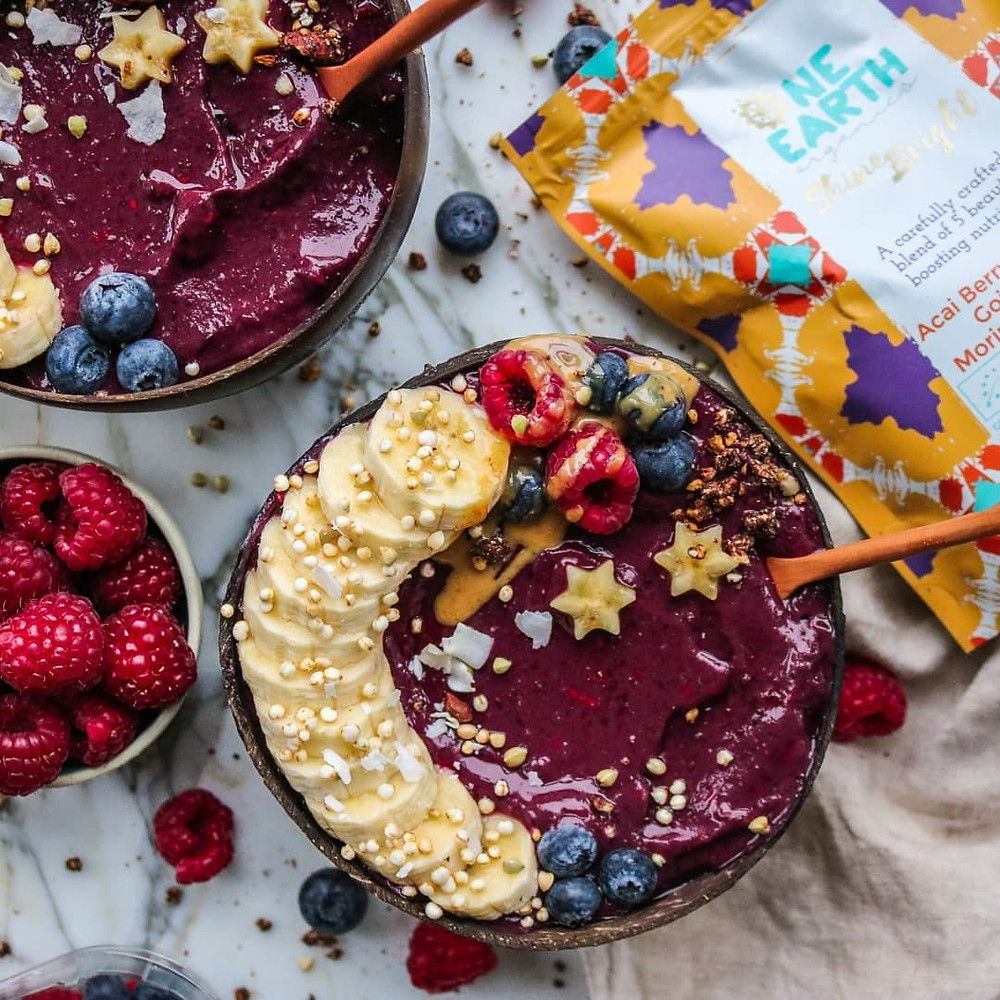 Shine Bright Superfood Blend
