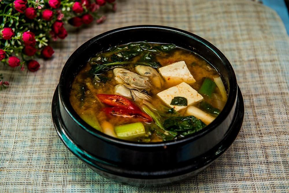 Healthy Japanese Miso Soup & Homemade Dashi Probiotics Recipes