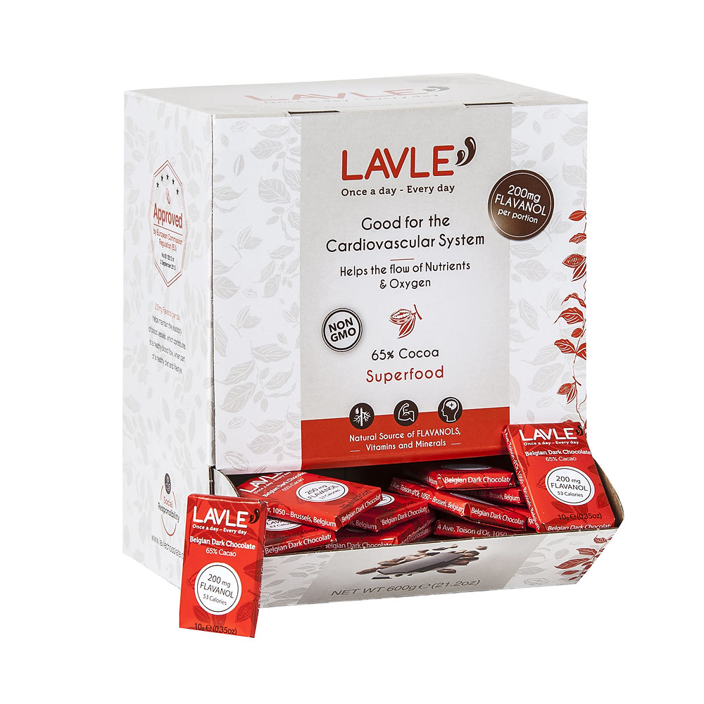 Lavle Daily Supply of Chocolate by The Good Chocolate Company