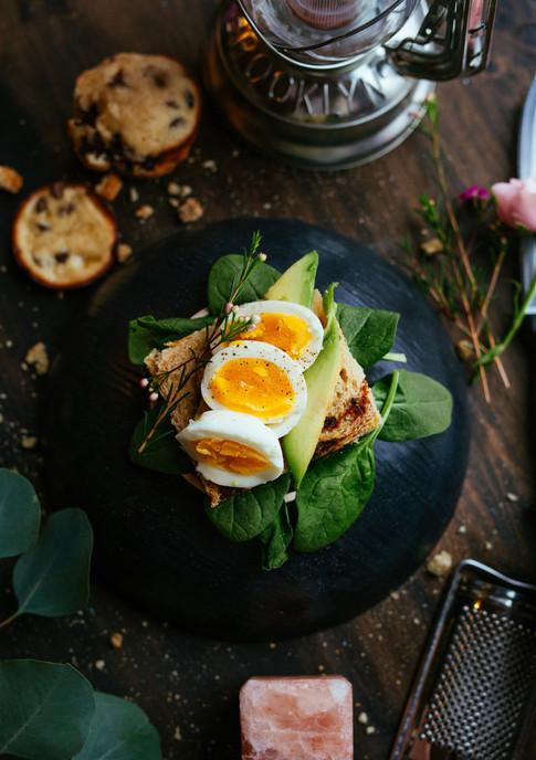 5 Day Protein-Loaded Breakfast Plan