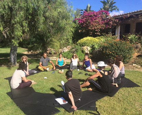 The Ultimate Deep Fascia Release Retreat: BlissCloud Ibiza 2018