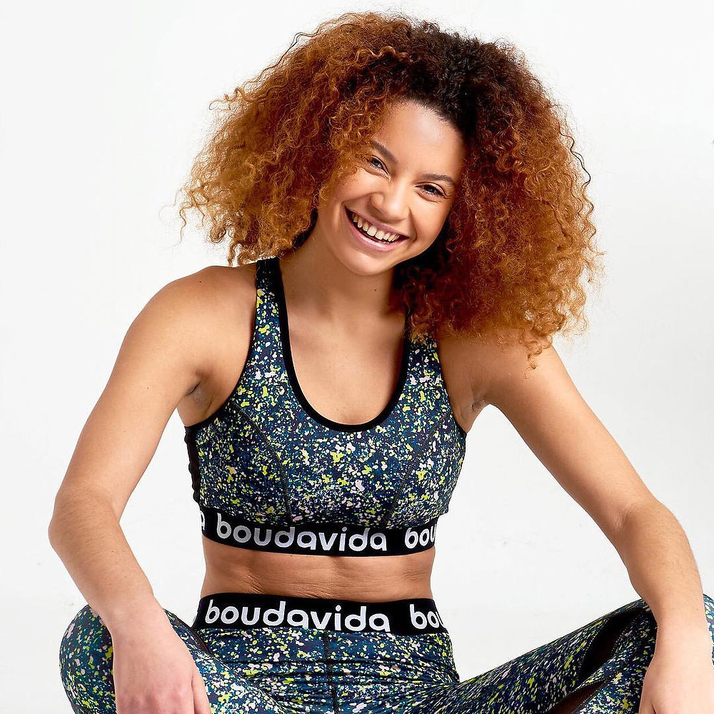 Boudavida Women's sportswear & gym activewear company with a difference.