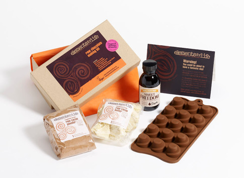 Nutritious Raw Chocolate Valentines Gifts