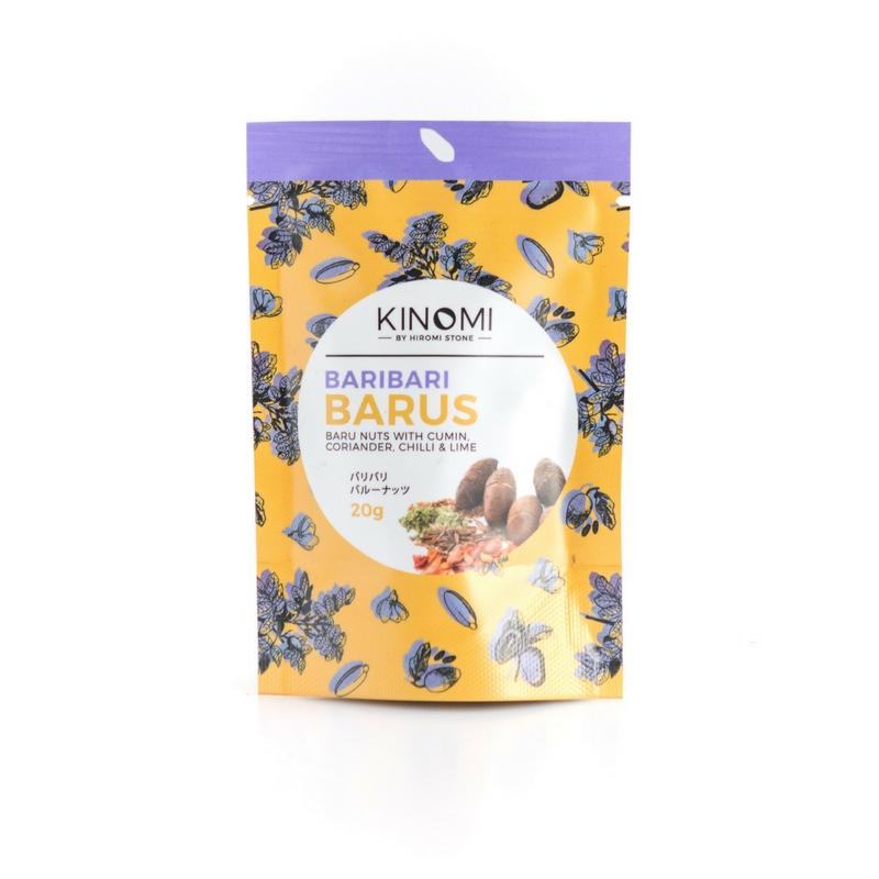Barus Kinomi Nuts in Mini Bag