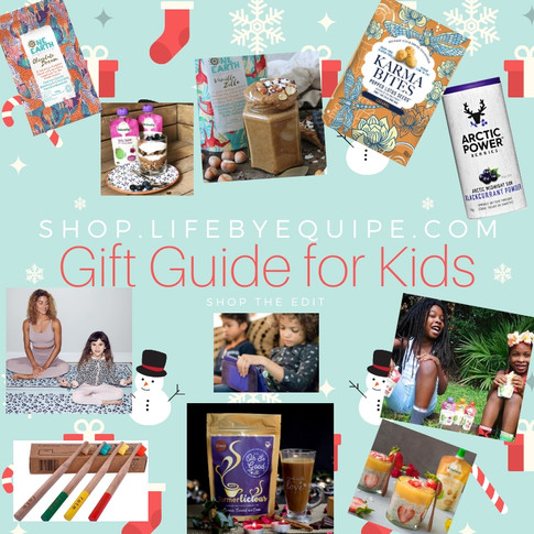 Life By Equipe Christmas Gift Guide For Kids