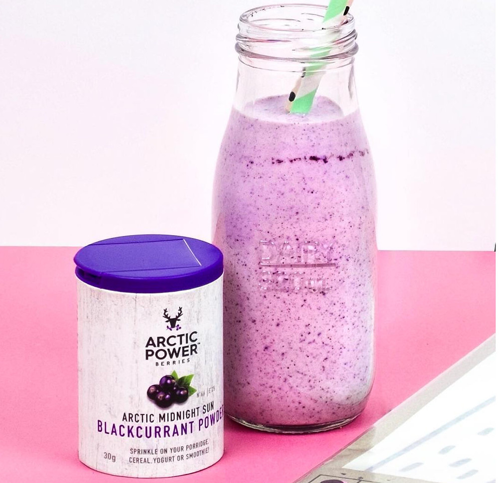 Pure Blackcurrant Arctic Power Berries