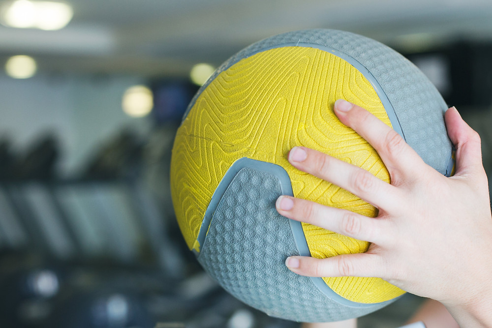 How To Use Medicine Balls For Power Training