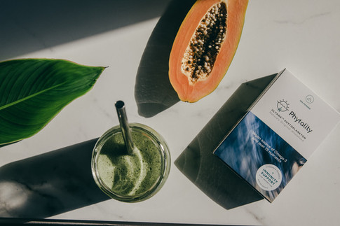 3 Green Smoothie Breakfast Recipes Boosted With ULTANA Marine Phytoplankton
