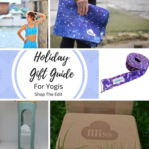 5 Christmas Picks For Yoga Lovers #EthicalGiving
