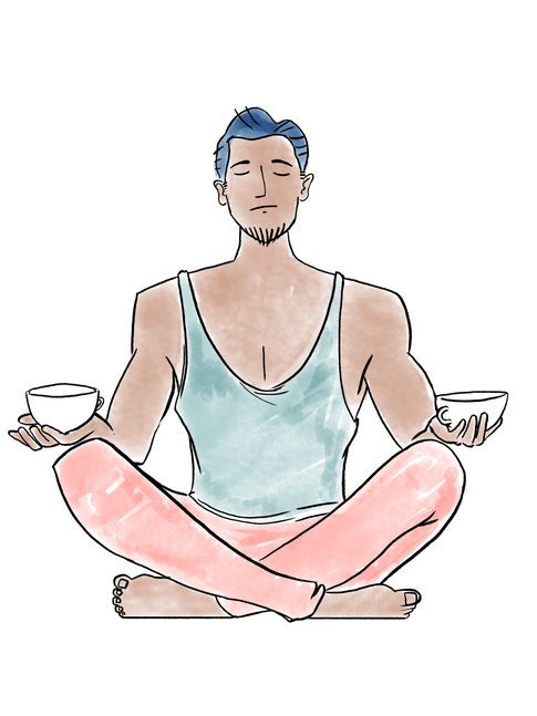 Tea Meditations: How To Meditate Whilst Enjoying A Perfect Cup Of Tea
