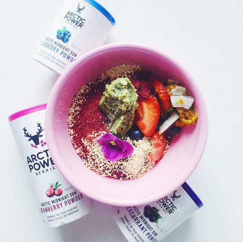 Boost Your Meals With Nutrients - Behind The Pure Berry Powders