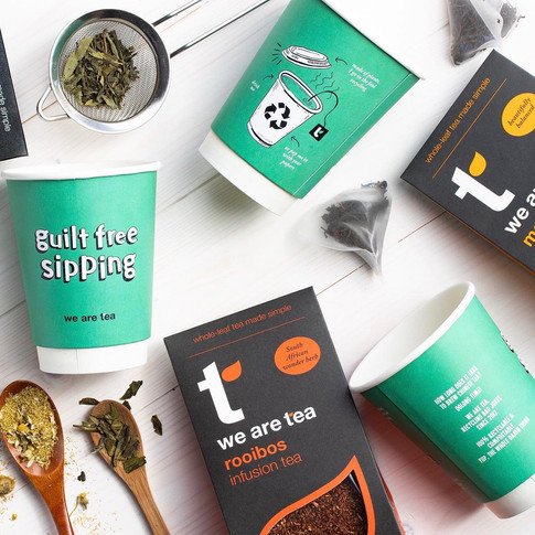 Who Makes Your Whole Leaf Tea? Behind The Brew With We Are Tea