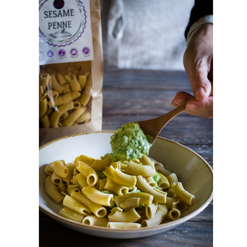 Nomad Health make SuperGrain & SuperSeed Artisan Pasta + Superfood Ingredients for Vegan, Paleo & Gluten-free lifestyles