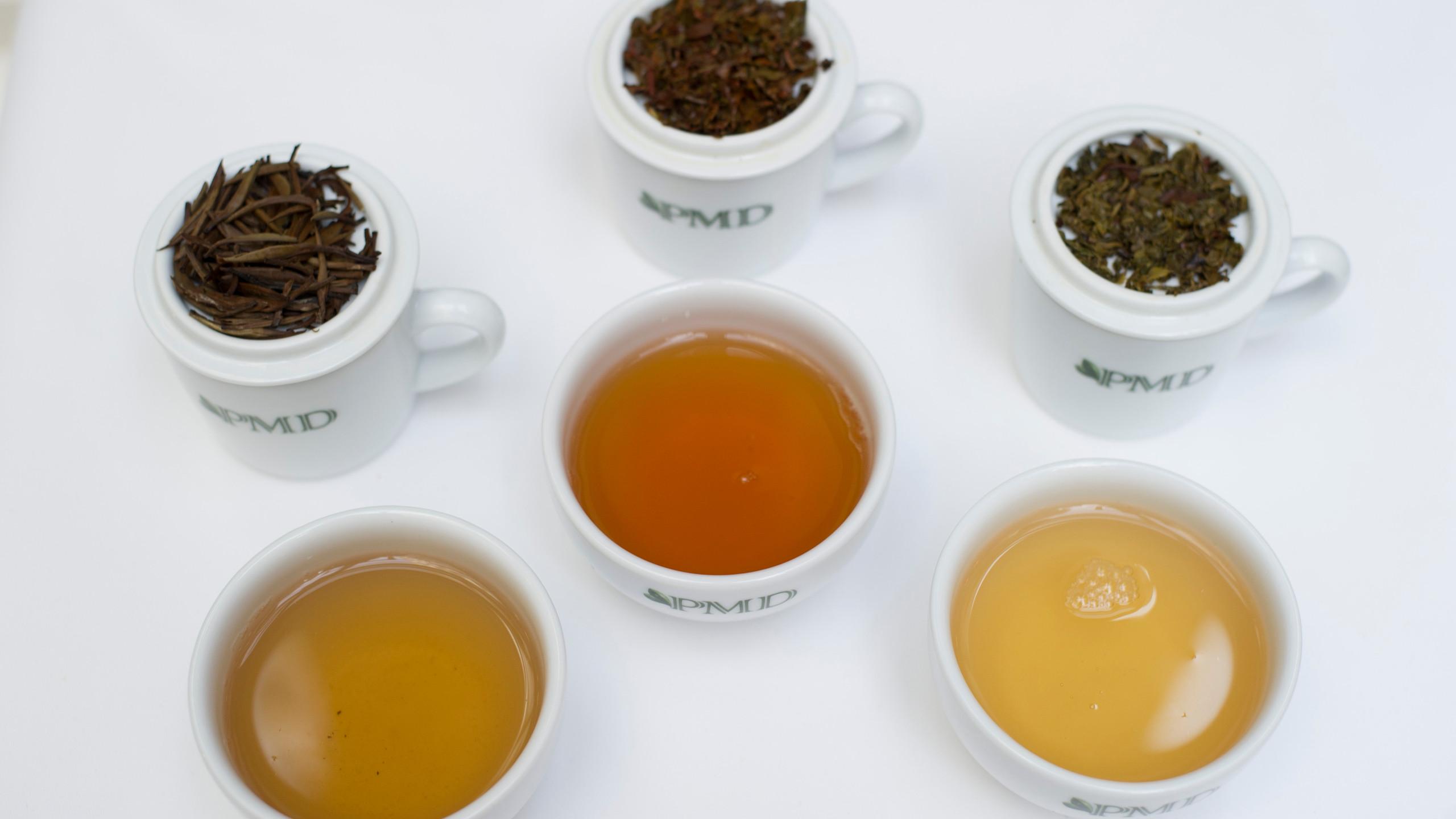 Single origin loose leaf tea