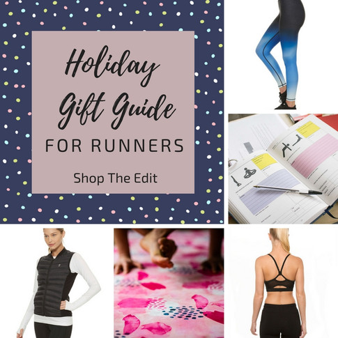 Life By Equipe's Christmas Gift Guide For Runners