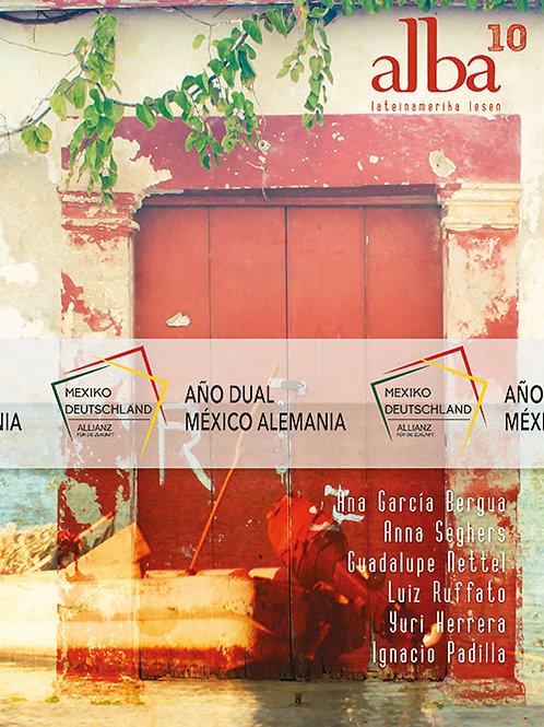 Cover alba 10 Mexiko