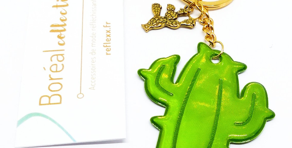 Bijoux de sac Cactus