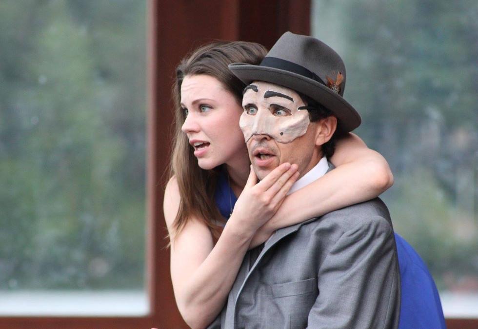 Adriana with ADK Shakespeare