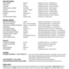 Brigitte Thieme-Burdette - Resume - 9-18