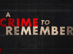 A Crime To Remember Airs December 6th