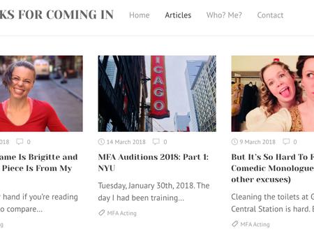 New Blog!