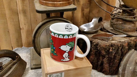 Peanuts 60 Years Of Snoopy Coffee Mug