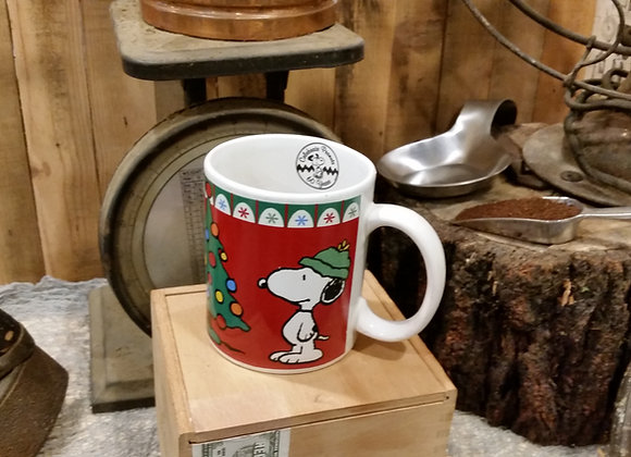 Peanuts 60 Years Of Snoopy Coffee Mug