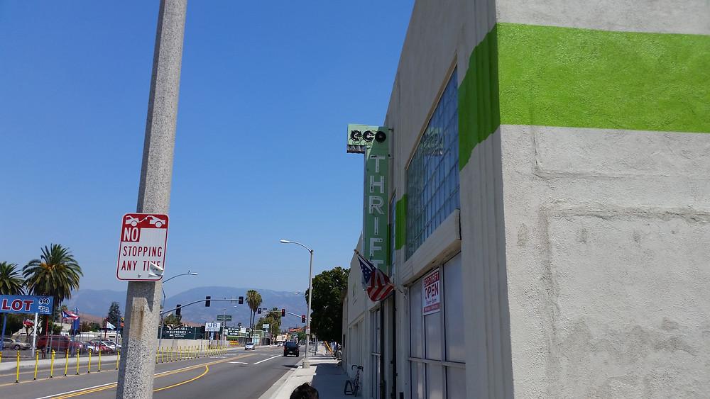San Bernardino thrift stores Eco Thrift