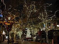santana row san jose ca christmas lights