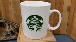 Starbucks Coffee 2013 White Tea Cup