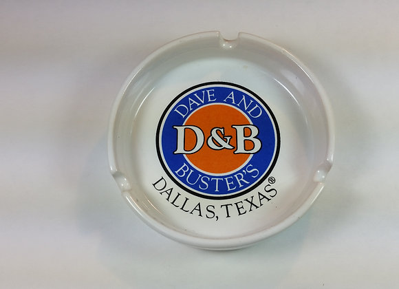 Dave And Busters Ashtray Dallas Texas