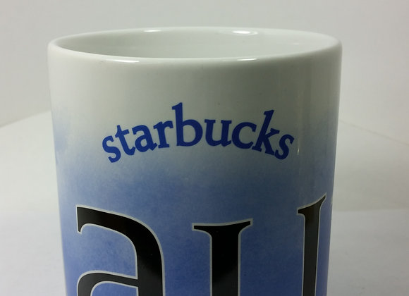 STARBUCKS MAUI Coffee Mug - City Mug Collector Series 2007