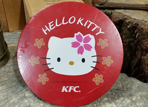 Hello Kitty KFC Folding Table Japanese Collectible