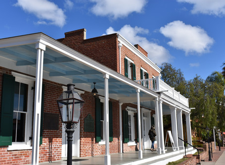 Whaley House Old Town San Diego