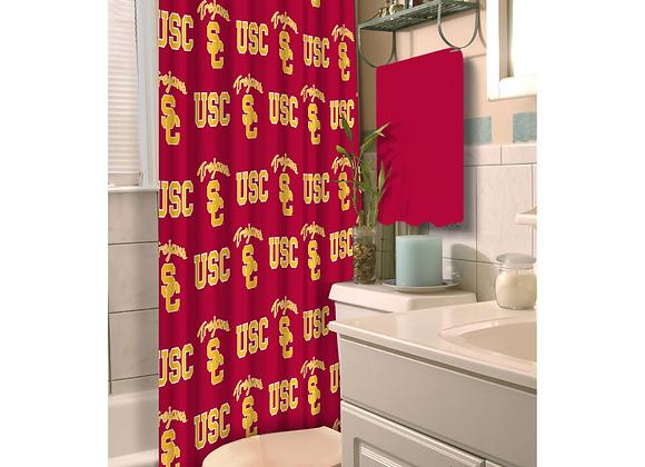 USC Trojans Shower Curtain